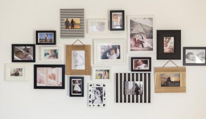 13 невероятных галерей, которые вы можете устроить на стене у себя дома
