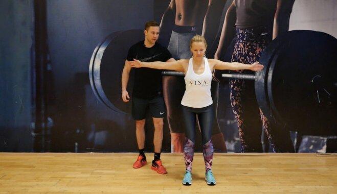ВИДЕО. Твой путь к силе и здоровью: комплекс упражнений для разминки и заминки