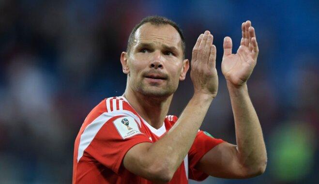 Игнашевич объявил о завершении карьеры, Самедов сыграл последний матч за сборную
