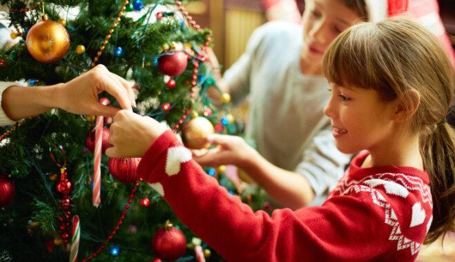 10 самых уникальных рождественских традиций в мире