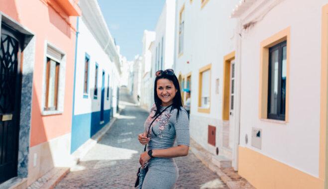 Izaicinājuma '30 dienas svārkos' aizsācēja Ance: sievišķība nenozīmē sēdēt mājās pie katliem