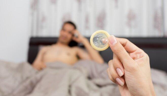 Выпущен самый маленький презерватив в мире