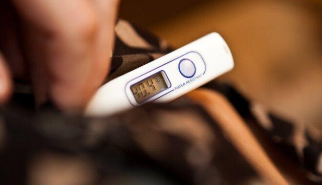 Pagājušajā nedēļā no gripas miruši vēl divi cilvēki