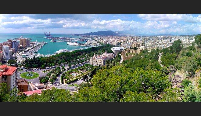 Brīnišķīgā Malaga
