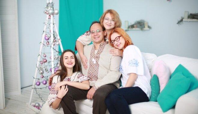 Pamest Ukrainu dejas dēļ. Ļesja par astoņiem iespaidu un piedzīvojumu pilniem gadiem Latvijā
