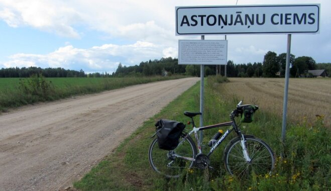 Notiks 40 kilometru gara veloekskursija pa Valmieru un tās apkārtni