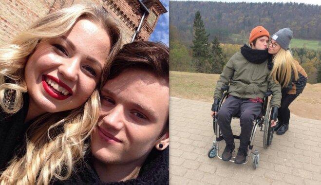 Nesavtīgas rūpes par otru: Anete un Gustavs – jaunieši, kurus 'nesalauž' dzīves grūtības