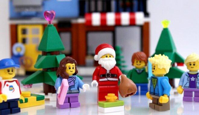 LEGO konkurss par svētku sajūtu noslēdzies