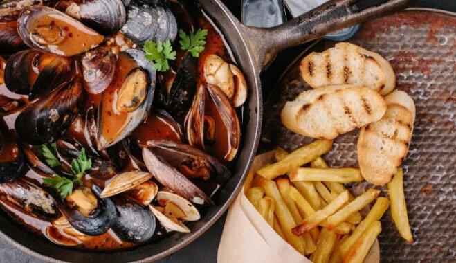 Marta izaicinājums – mīdijas: kā izvēlēties, gatavot un ēst vienkāršo ļaužu 'austeres'