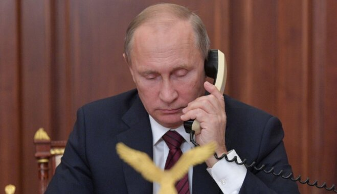 Путин сообщил, что у него, в отличие от всех, нет смартфона. И воду кипятить не надо