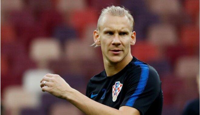 FIFA vērtēs vēl vienu Horvātijas izlases futbolista Vidas sociālajos tīklos ievietotu video