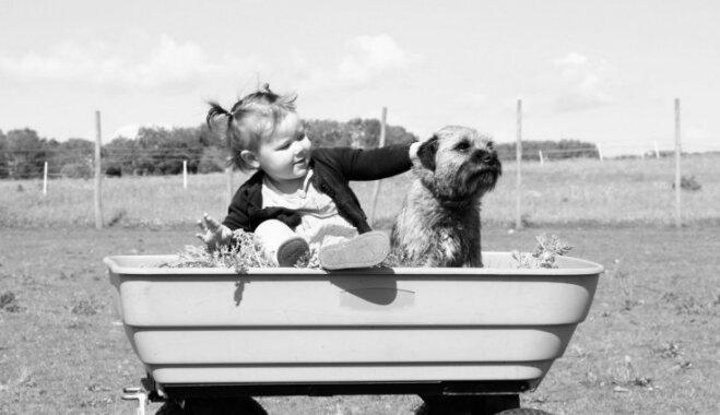 Vecāku pienākumi: rakstnieces Grēthenas Rubīnas laimes noslēpumi