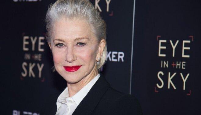 Пять правил счастливой жизни от актрисы Хелен Миррен