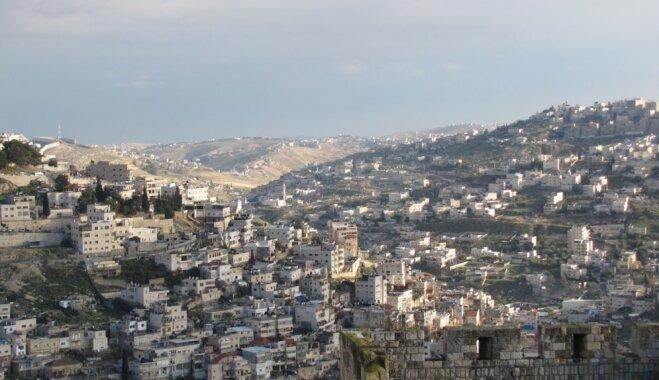 Ceļojuma stāsts: Jeruzalemes daudzās šķautnes