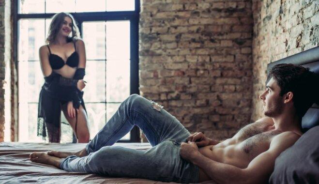 Прелюдия к сексу смотреть