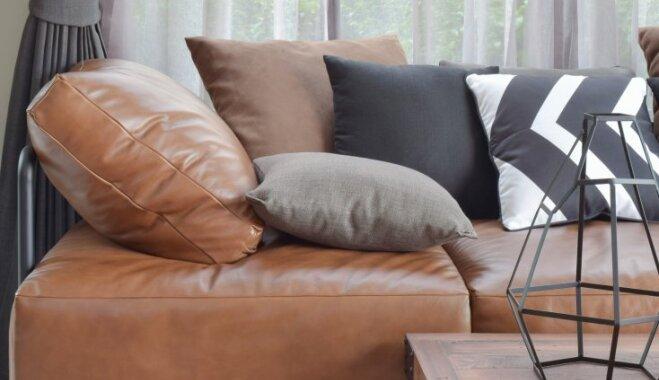 Kā pareizi izvēlēties dīvānu, lai tas būtu viegli kopjams un labi kalpotu?