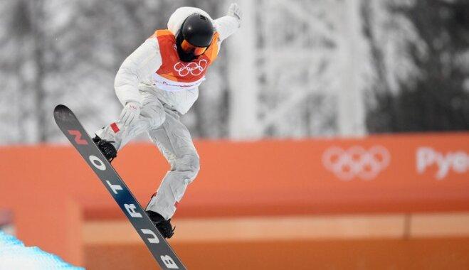 Король сноуборда Шон Уайт принес США четвертое золото на Олимпиаде в Пхенчхане