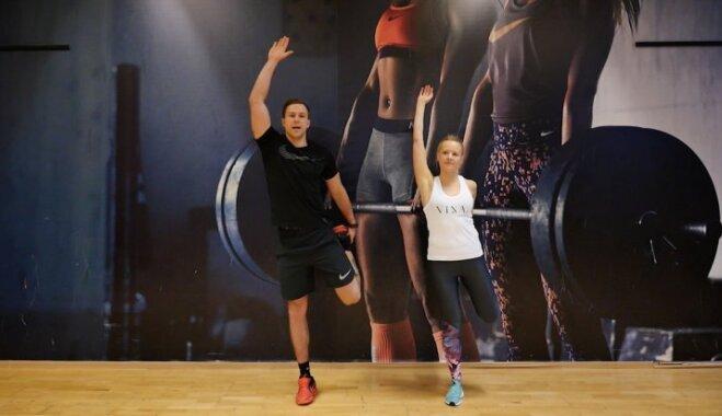 Veselības un spēka izaicinājums: pareiza sagatavošanās slodzei un atsildīšanās