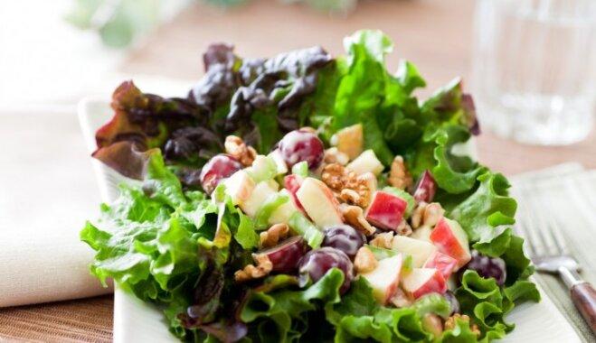 Восемь легких и оригинальных салатов, которые заставят вас по-новому взглянуть на фрукты