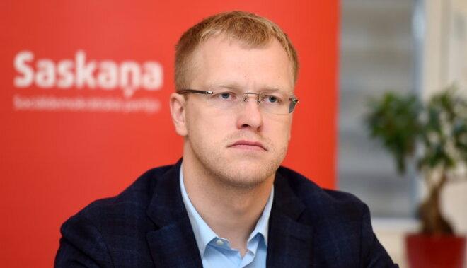 'Saskaņas' iegūtie septiņi deputātu mandāti var nodrošināt Elksniņam Daugavpils mēra amatu