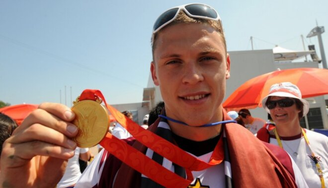 Pētījums: Latvijai būs viena medaļa – Štrombergs būs olimpiskais čempions