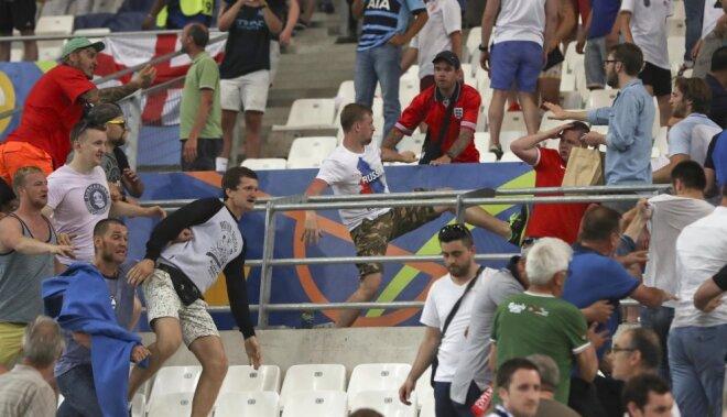 УЕФА откроет дисциплинарное дело по беспорядкам в Марселе