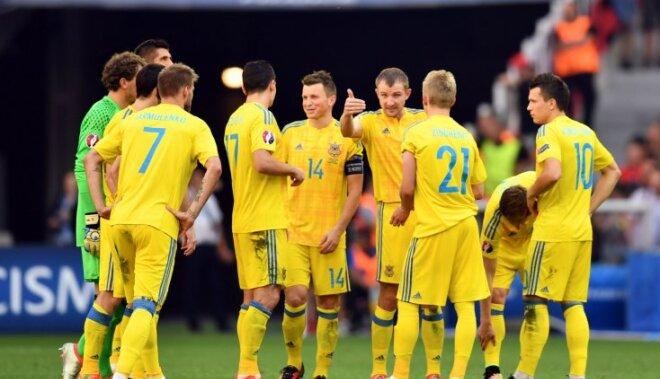 Ukraine s players