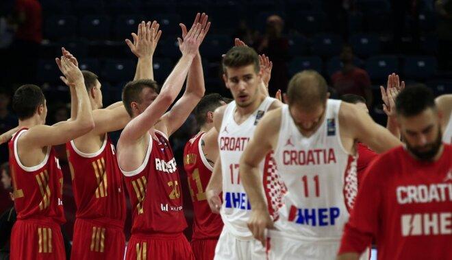 Сборная России стала последним четвертьфиналистом Евробаскета