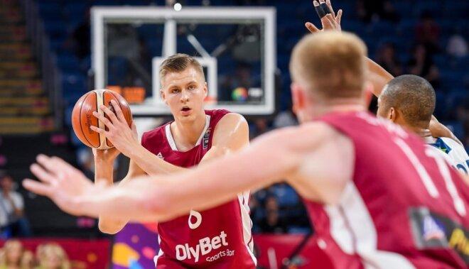 Porziņģis: šis Latvijas basketbolam ir tikai sākums