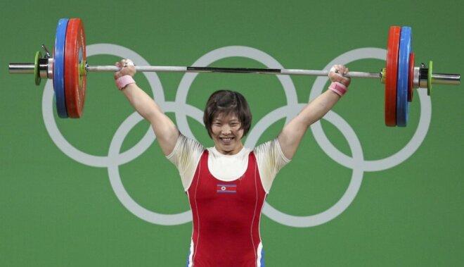 Svarcēlāja Rima Ziemeļkorejai izcīna pirmo Rio spēļu zelta medaļu