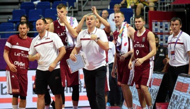 На Евробаскете определились все пары первого раунда плей-офф
