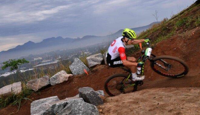 Riodežaneiro vasaras olimpisko spēļu vīriešu kalna riteņbraukšanas sacensību rezultāti (21.08.2016.)