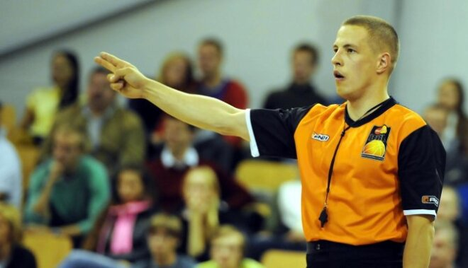 Latiševs būs pirmais Latvijas basketbola tiesnesis olimpiskajās spēlēs