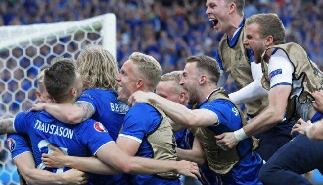 Исландия готова к новой сенсации на ЕВРО — обыграть Францию в 1/4 финала