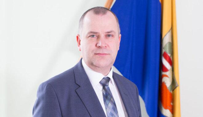 Partijas 'Valmierai un Vidzemei' saraksta līderis Valmierā – Jānis Baiks, Burtnieku novadā - Guntars Štrombergs