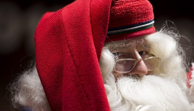 Par Ziemassvētku vecīšiem un brīnumu, ko radi tu pats