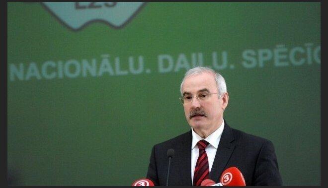 ZZS iepazīstina ar sarakstu Jelgavas domes vēlēšanām; mēra amata kandidāts – Rāviņš