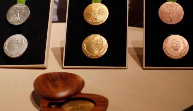 Latvijai Riodežaneiro olimpiskajās spēlēs paredz trīs bronzas medaļas