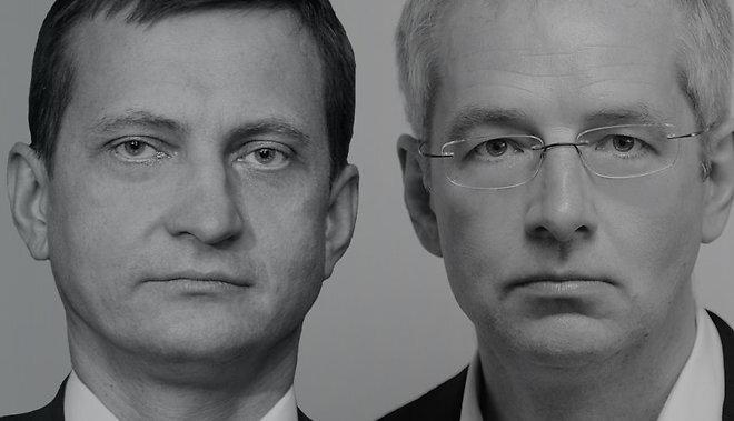 ВИДЕО. Интервью на Delfi TV: Янис Домбурс vs Арманд Краузе