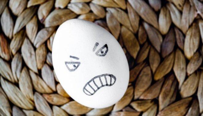 Bīsties savu dusmu, kad mēle neturas aiz zobiem! Lamuvārdi grauj ģenētisko kodu