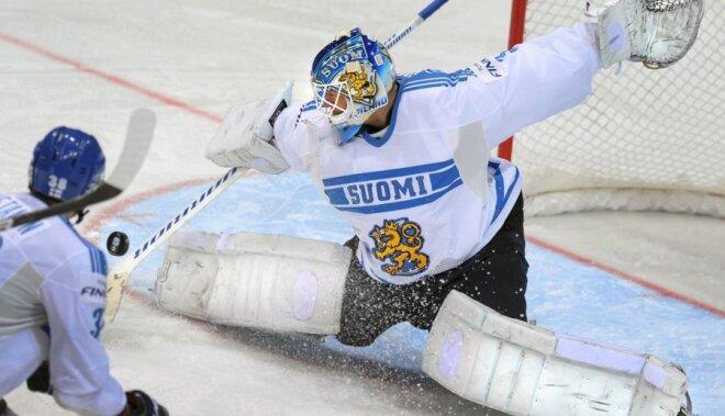 Somijai atkal uzvarai pietiek ar vieniem gūtajiem vārtiem