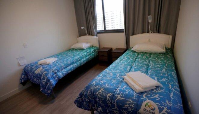 Austrālijas un Baltkrievijas pārstāvji asi kritizē Rio olimpisko ciematu
