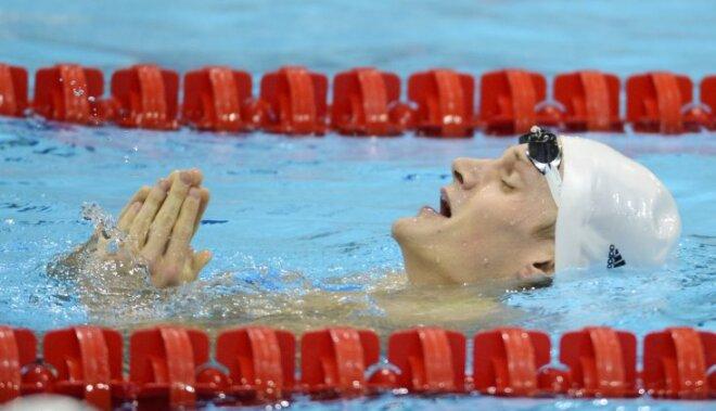 Олимпийский чемпион пообещал проплыть вокруг Исландии, если она победит наЕвро