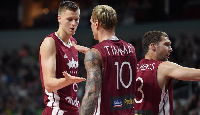 Четыре сценария перед матчем с Турцией: какое место в группе займет Латвия?