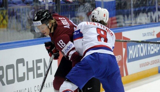 Latvijas hokeja izlases pirmais uzdevums PČ – pārtraukt zaudējumu sēriju pret Norvēģiju