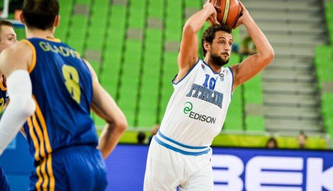 Itālija par basketbola Pasaules kausa 'wild card' gatava maksāt pusmiljonu eiro