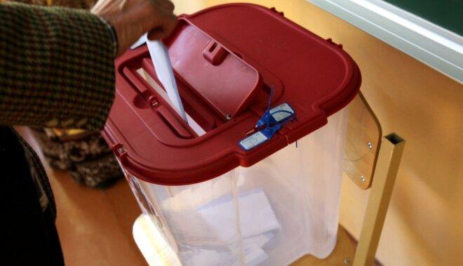 Latvijā pašvaldību vēlēšanās piedalījušies 50,56% balsstiesīgo