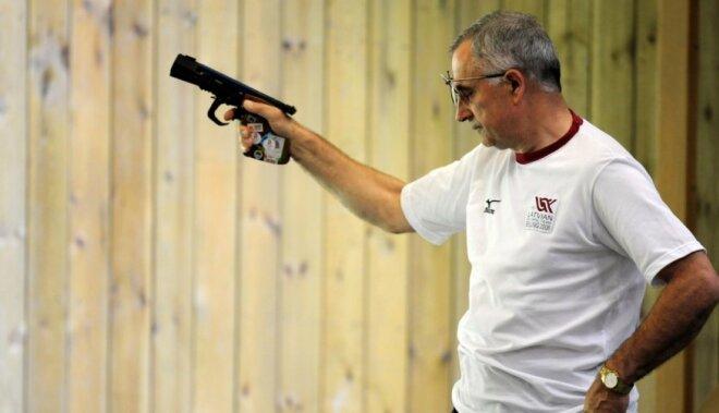 Šavējs Kuzmins startēs savās devītajās olimpiskajas spēlēs