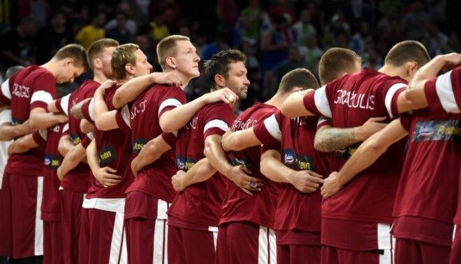 Video: Bagatskis pateicas spēlētājiem par 'Eurobasket 2017'