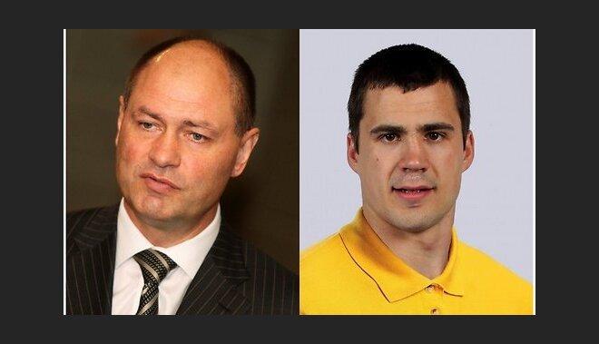 Экс-депутат Сейма Лиепиньш и хоккеист Редлихс стали кандидатами на выборах